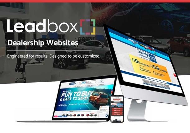 Leadbox-website